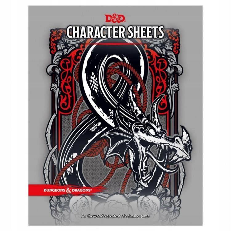 Dungeons & Dragons 5.0 Character Sheets
