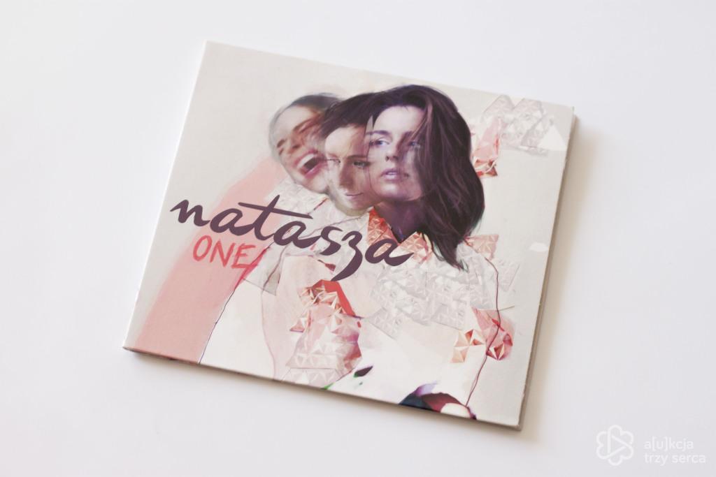 "Natasza Urbańska - Płyta ""ONE"" Z Autografem"