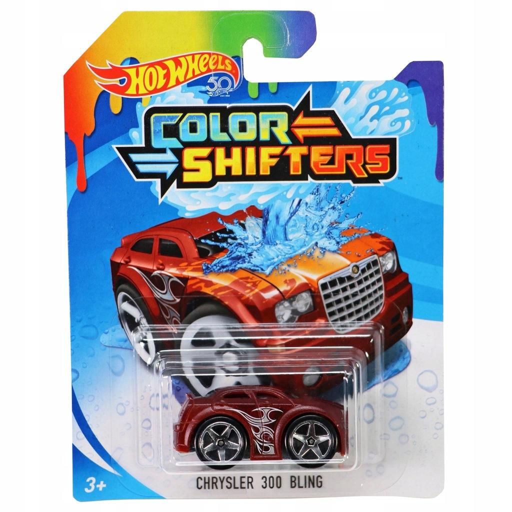 Hot Wheels - Color Shifters Chrysler 300 Bling