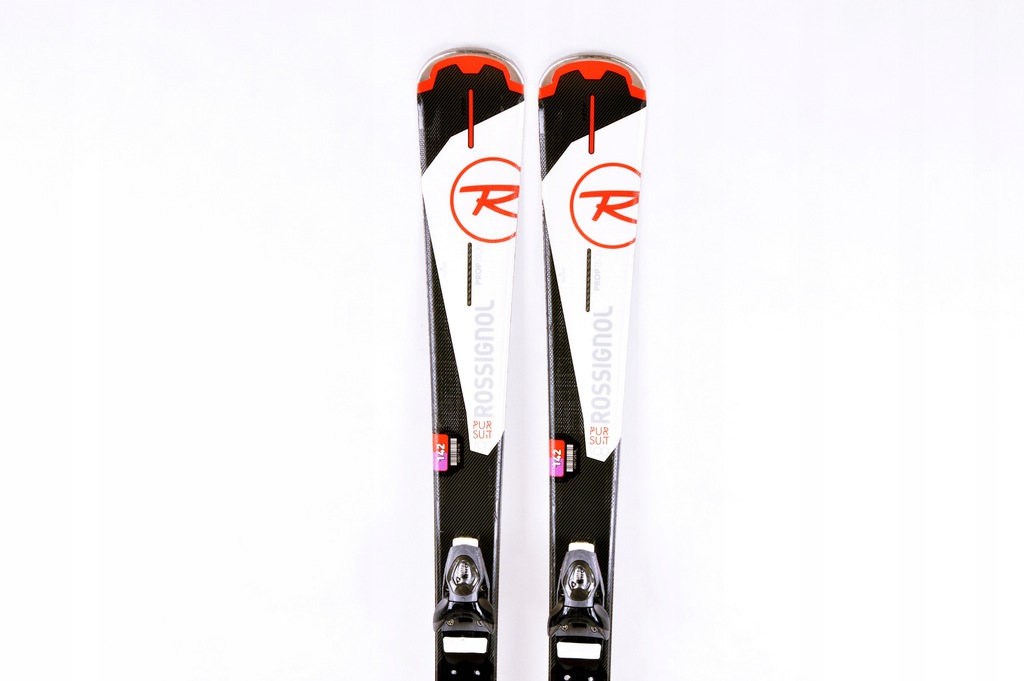 Narty ROSSIGNOL PURSUIT P100 142cm z24! SERWIS