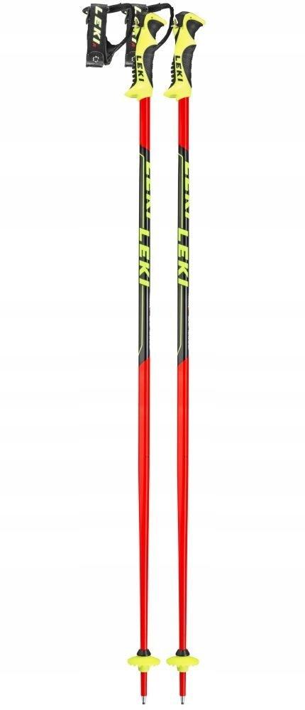 Leki kijki narciarskie WCR Lite SL 3D (red) 115