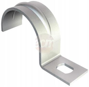 Uchwyt metalowy do rur i kabli 5mm 604 5 G 1003054
