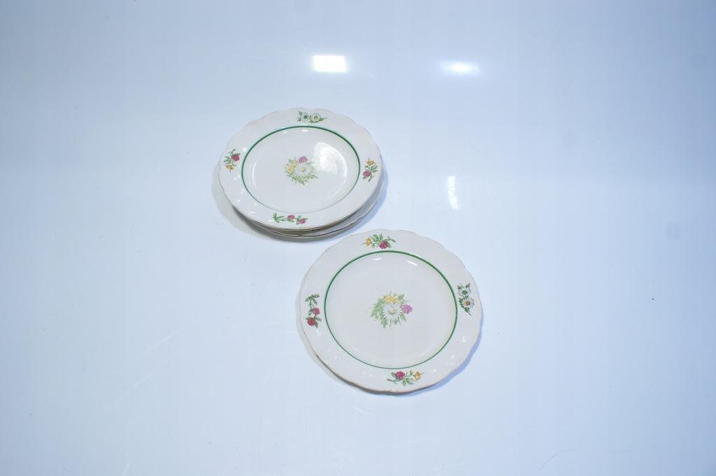 Talerz porcelanowy Gustav Serg 4szt - Maj