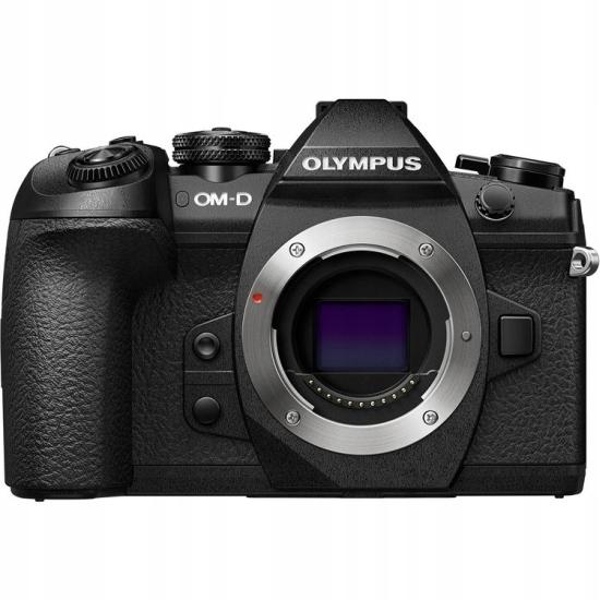 Olympus OM-D E-M1 Mark II czarny Body