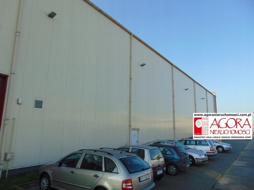 Magazyny i hale, Niepołomice, 3500 m²