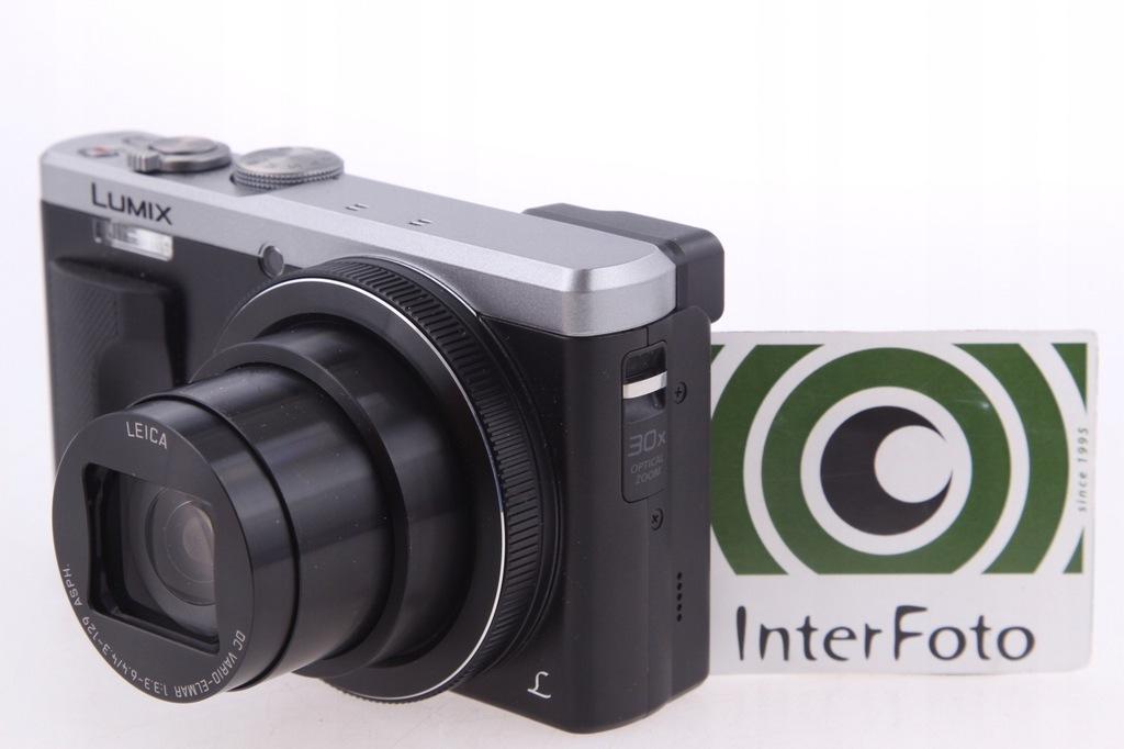 Panasonic Lumix DMC-TZ81 30x Leica Zoom Wi-Fi TZ80