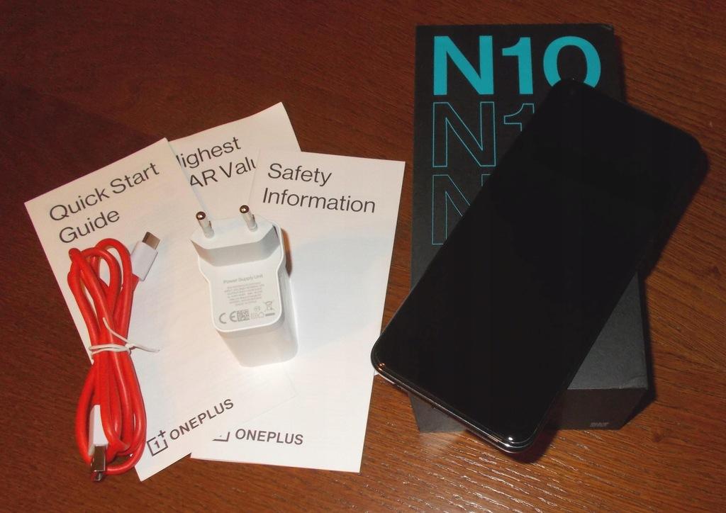 OnePlus Nord N10 5G 6/128GB NFC od 1 zł
