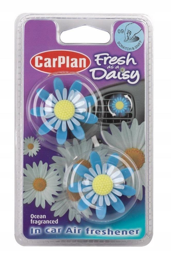 CarPlan Fresh Daisy Odświeżacz powietrza Ocean