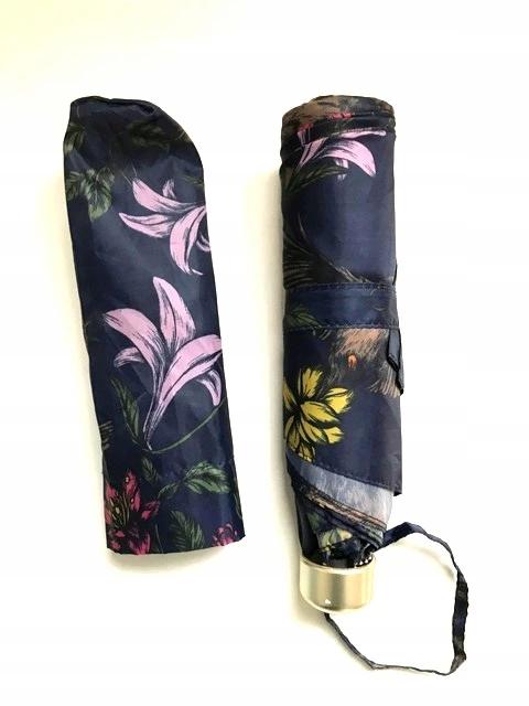 H&M Mały parasol w kwiaty
