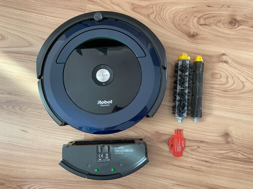 Roomba Irobot 695 Sterowanie Aplikacja I Manualne 7856885101 Oficjalne Archiwum Allegro