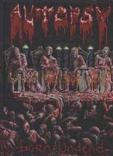 AUTOPSY: BORN UNDEAD (DVD)