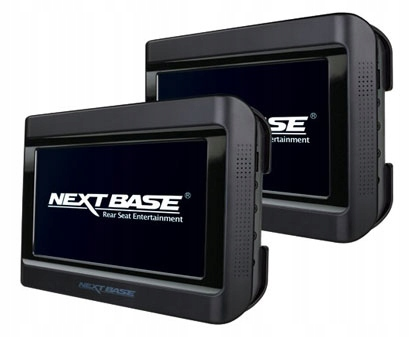 DVD MONITOR NEXT BASE zagłówek samochodowy dzieci