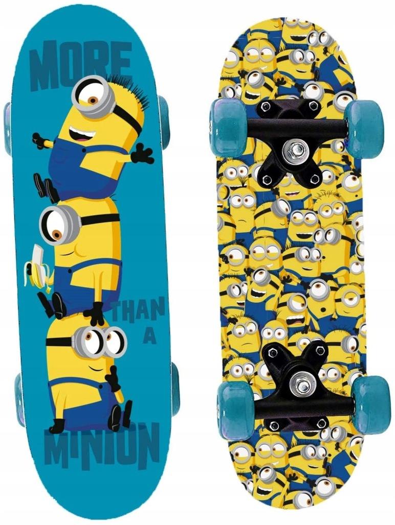 Deskorolka dla dzieci MINIONS 20538 Skateboard