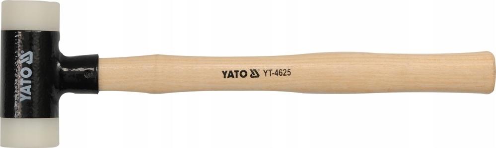 Młotek bezodrzutowy montażowy 490g YT-4626 YATO