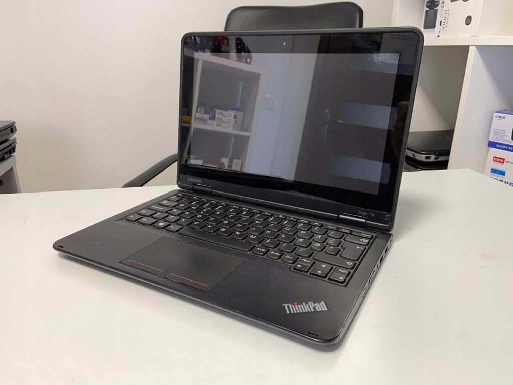 LENOVO Yoga 11e Intel 4405U 4GB 120GB SSD J49