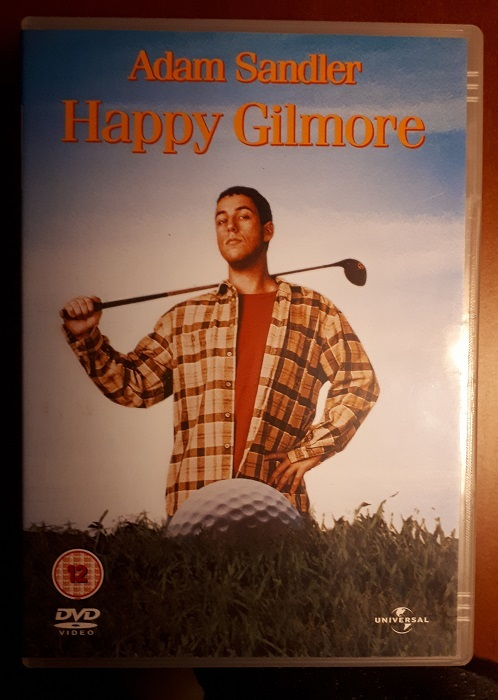 HAPPY GILMORE [DVD]