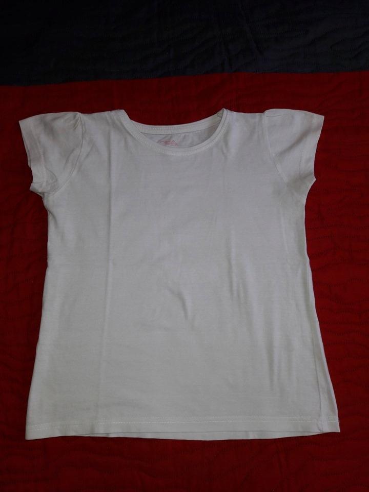 NIKE koszulka w-f r.128