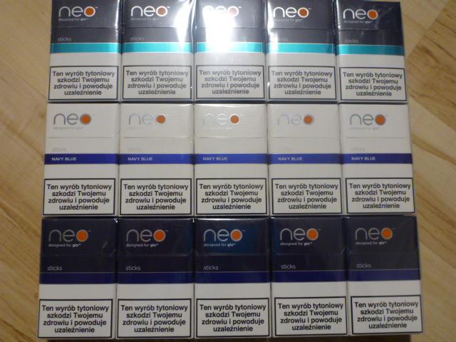 Glo Wklady Neo 2 Rodzaje Do Wyboru 8889431744 Oficjalne Archiwum Allegro