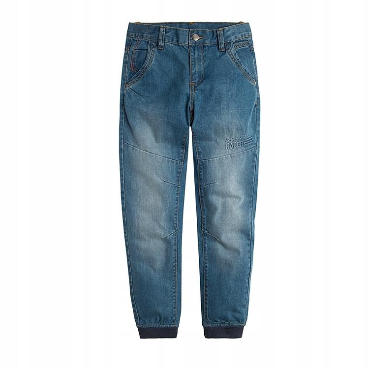 COOL CLUB spodnie jeansowe 140 joggery Wyprzedaż %