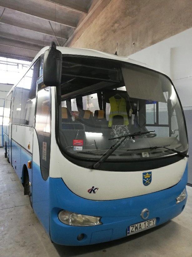 Autobus Irisbus MIDIRIDER 395 turystyczny