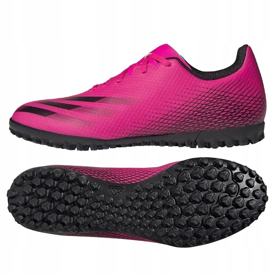 Buty adidas X GHOSTED.4 FxG FW6950 różowy 41 1/3!