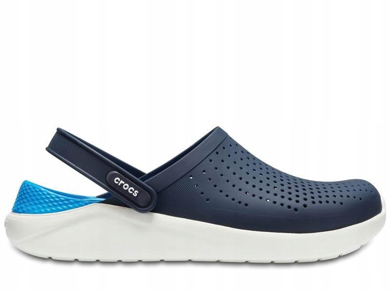 Crocs Literide Clog Navy/White (204592462) 37,5