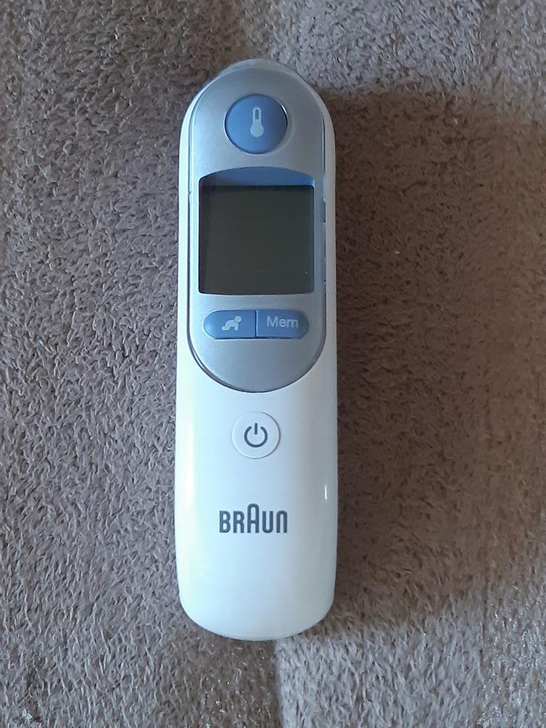 Termometr do ucha Braun Thermoscan 7 IRT 6520