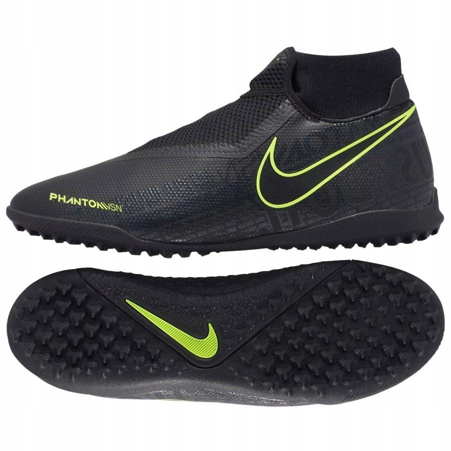 Buty Nike Phantom VSN Academy DF TF czarny EUR 44