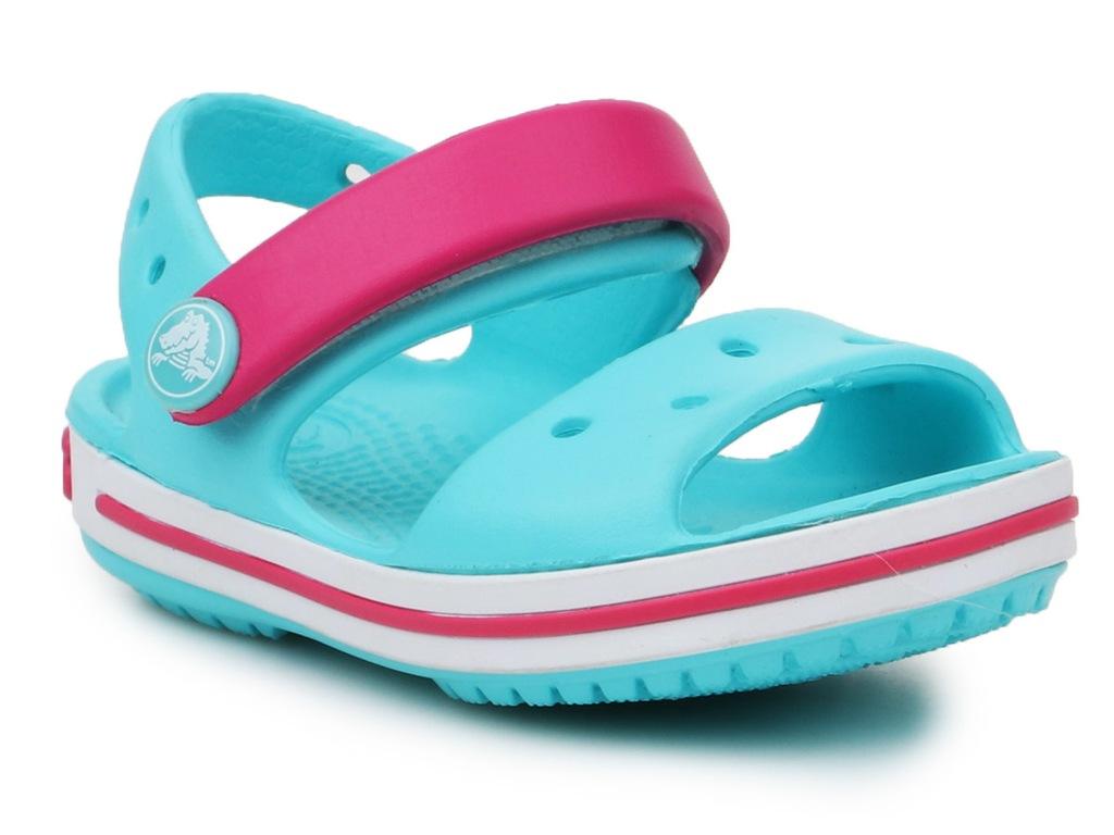 Buty Crocs Crocband Sandal kids 12856 r.EU 27/28