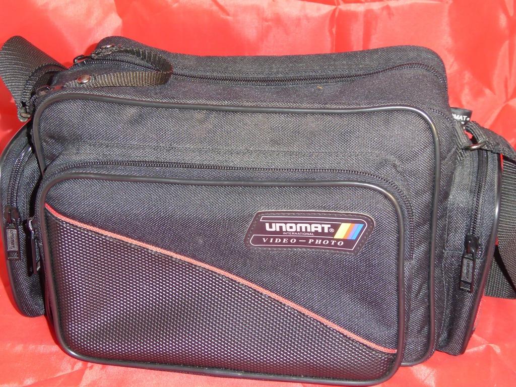 torba kamera digital8 v/hi8 unomat okazja