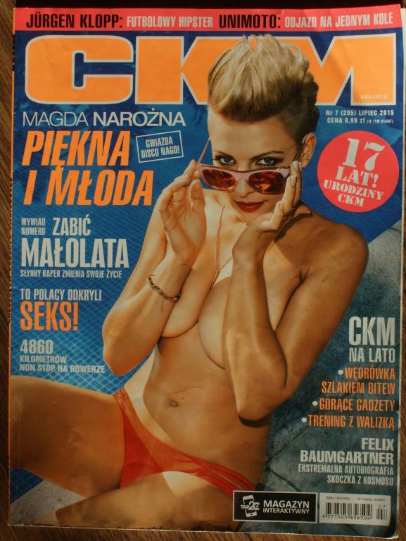 Narożna nago magda Magda Narożna
