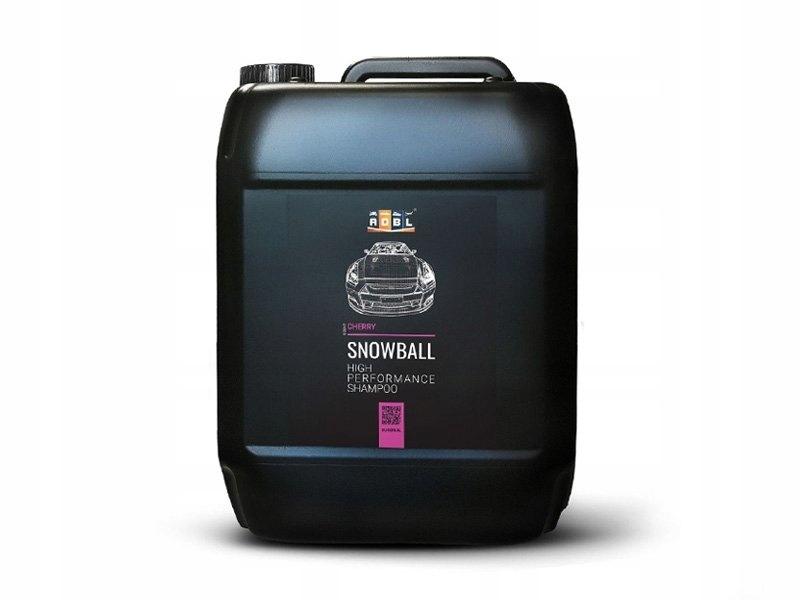 ADBL SNOWBALL 5L Wiśniowy szampon samochodowy
