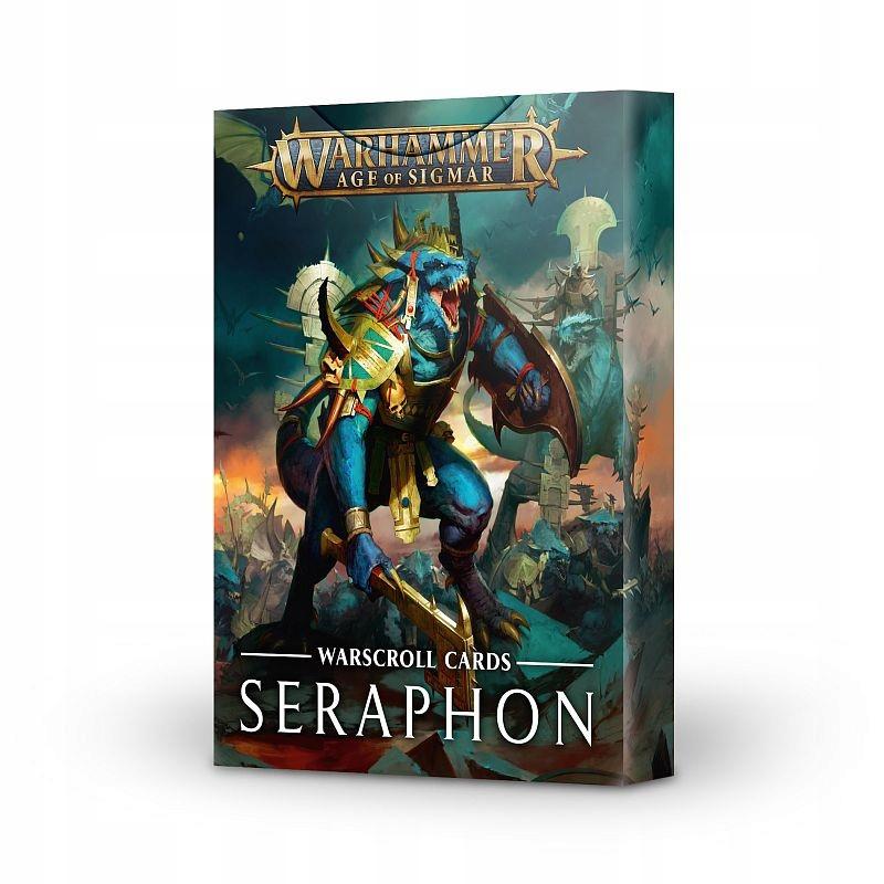 Warscroll Cards: Seraphon 2020