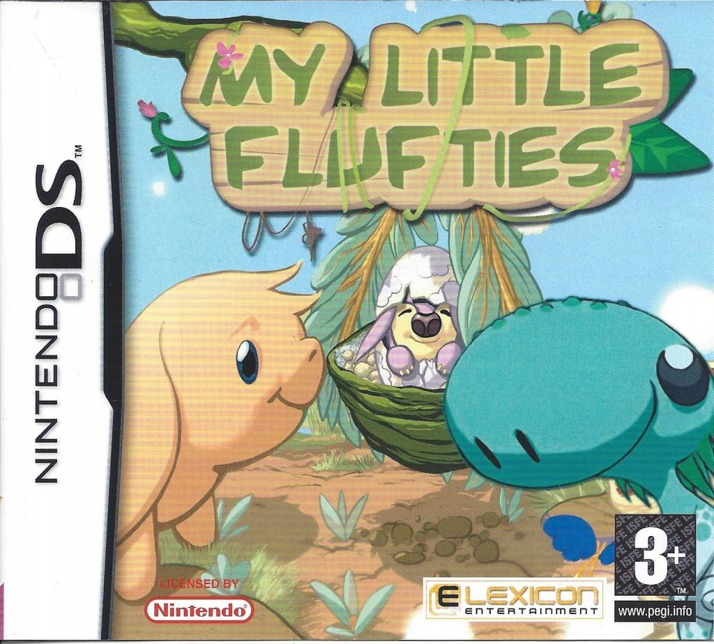 My Little Flufties DS/3DS - HIT