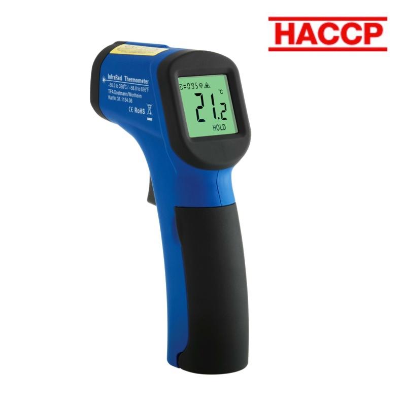 TFA 31.1134 termometr bezkontaktowy pirometr