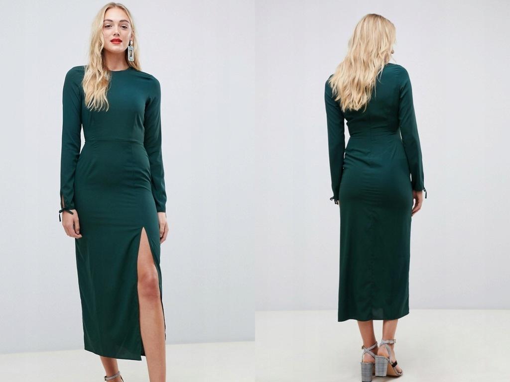 Vero Moda midi sukienka z długim rękawem XL/42