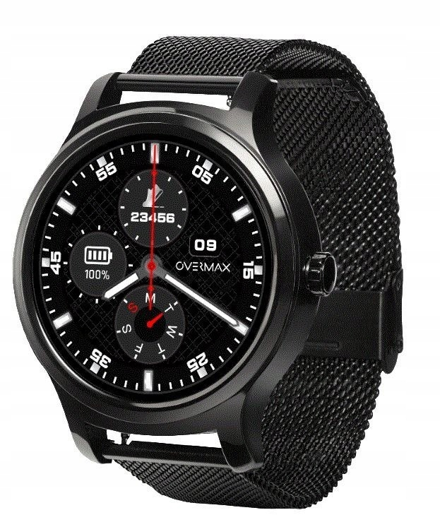 Smartwatch OVERMAX Touch 2.6 OV-TOUCH 2.6 BLACK
