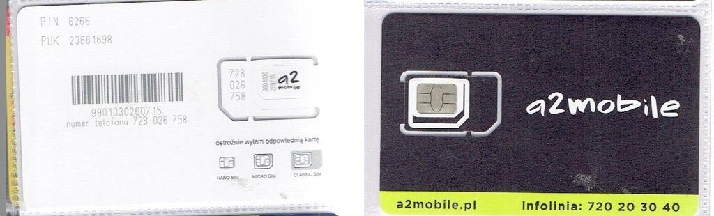 Karta GSM