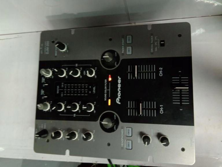DJ PIONEER DJM-250