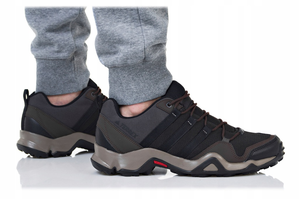 buty adidas męskie terrex ax2r beżowe