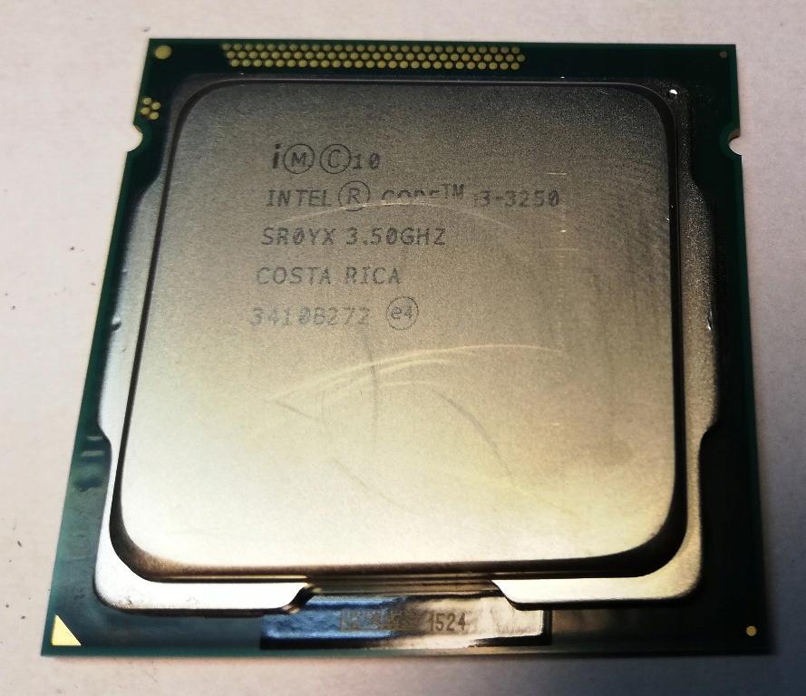 Intel Core i3 3250 3,5 GHz