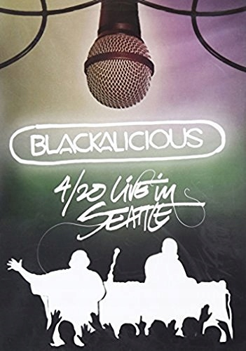 DVD Blackalicious Live In Seattle