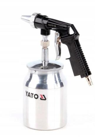 Pistolet do piaskowania zbiornik YT-2376 YATO