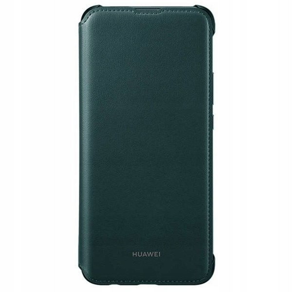 HUAWEI FLIP COVER CASE do P SMART Z ZIELONY