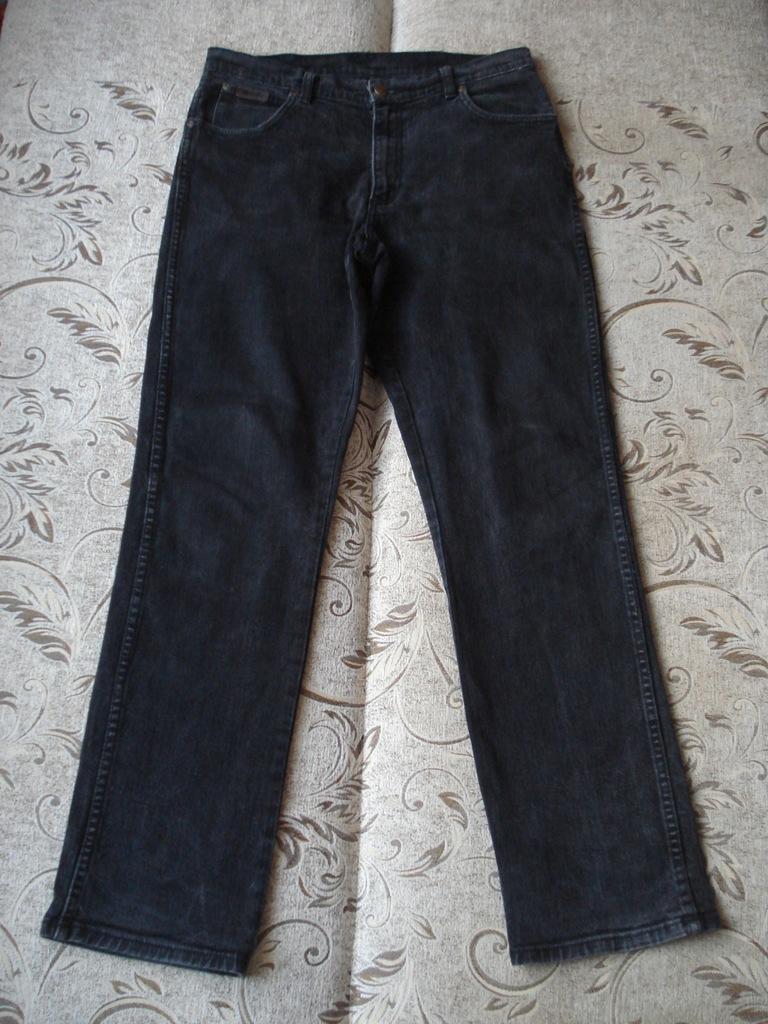 Spodnie Wrangler Texas Stretch W34 L34 pas 84-90