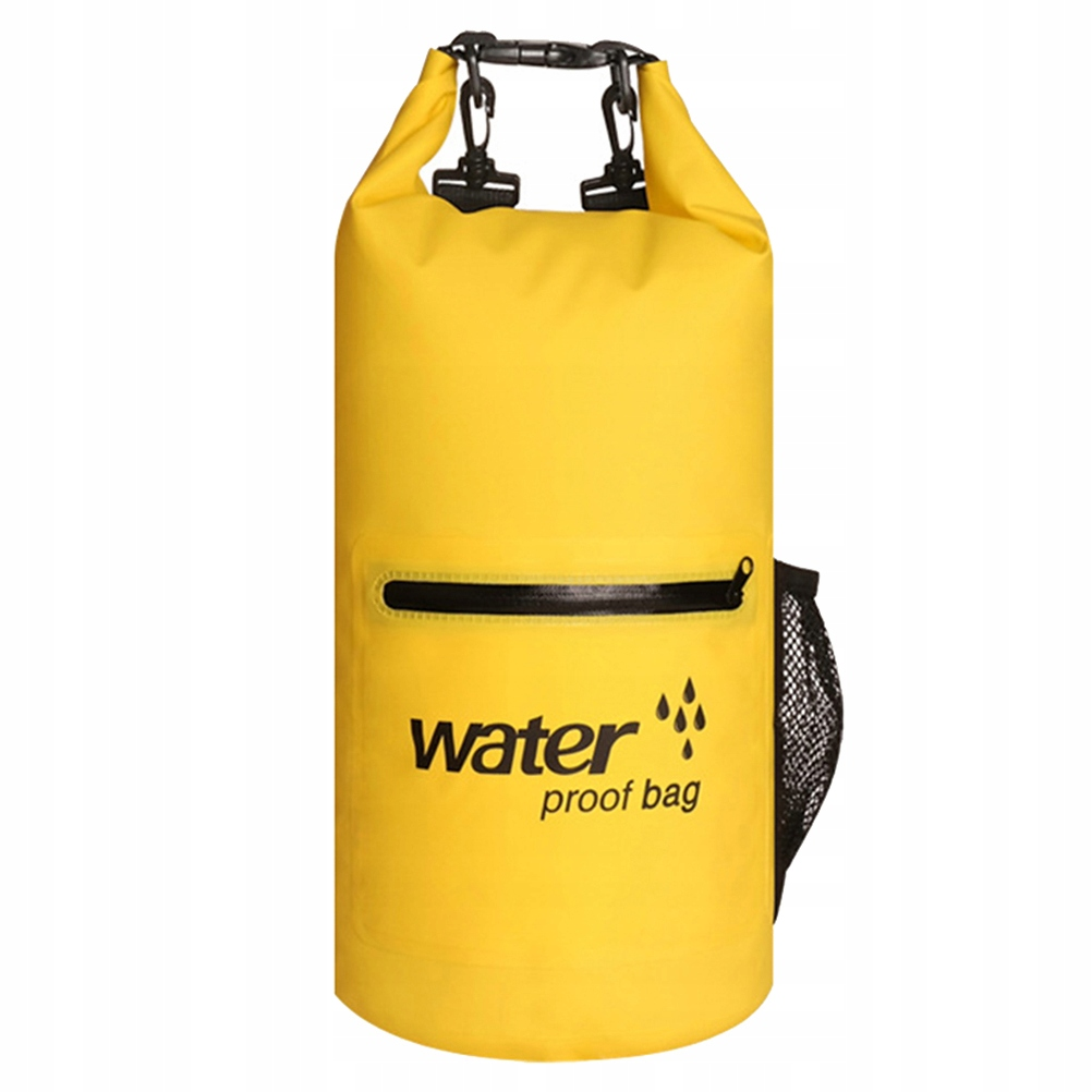 Nadmuchiwana torba 10L 500D Wodoodporne torby na