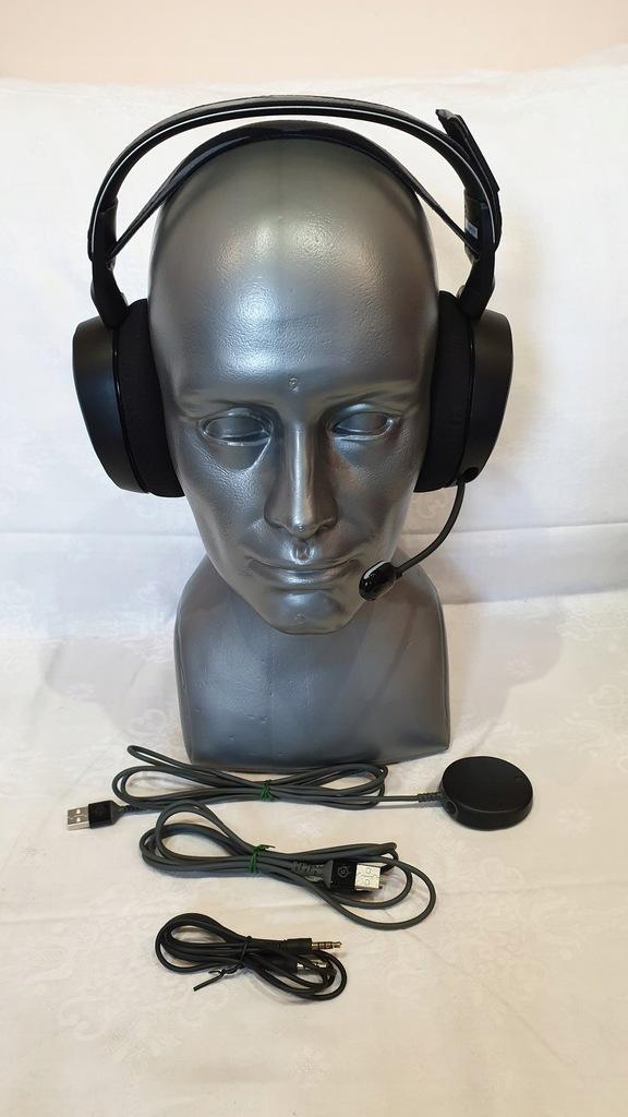 Słuchawki Steelseries ARCTIS 7 BLACK -stan IDEALNY