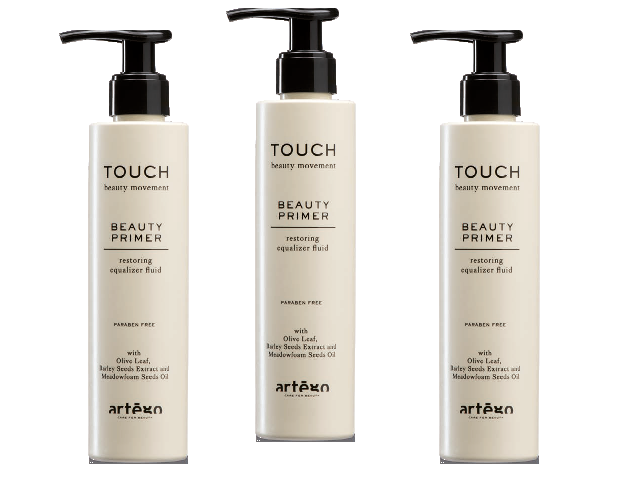 Artego Touch Beauty Primer Fluid Baza 200 Ml 7234496565 Oficjalne Archiwum Allegro