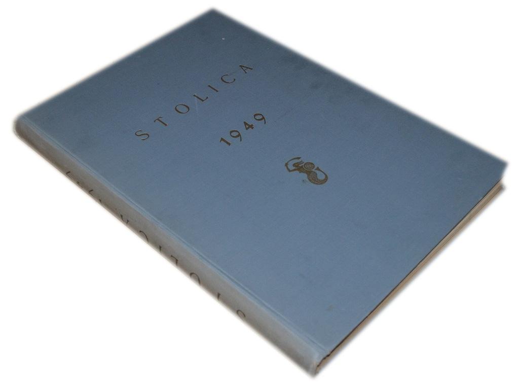 Stolica Warszawski Tygodnik Ilustrowany 1949 WAWA