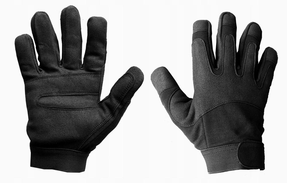 RĘKAWICE Rękawiczki Taktyczne ARMY GLOVES CZARN XL